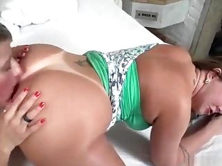 Horny Orgy Scene Girl-on-girl Superb Only For You