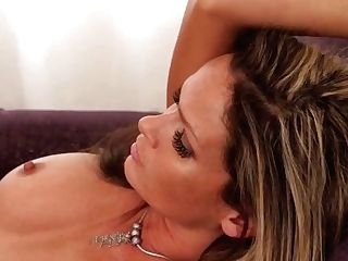 Prinzzess Finds Out Who Splattered On Her Office Desk - Girlfriendsfilms