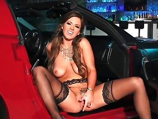 Is Corvette Eye Candy With Alice Lighthouse