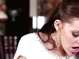Amazing Pornographic Star Gracie Glam In Exotic Hd, Girl-on-girl Pornography Scene