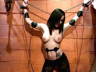 Katie St. Ives  Bobbi Starr In Her Very Very First Time - Electrosluts