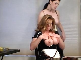 Exotic Pornographic Stars Christina Carter And Anastasia Pierce In Best Undergarments, Dark-haired Fuckfest Scene