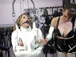Straight-jacket Restrained