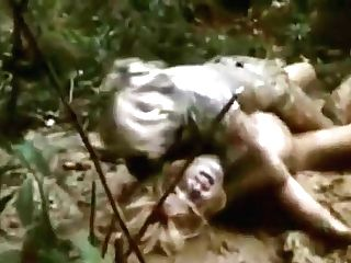 Sexy Catfight Of Blondes In The Mud